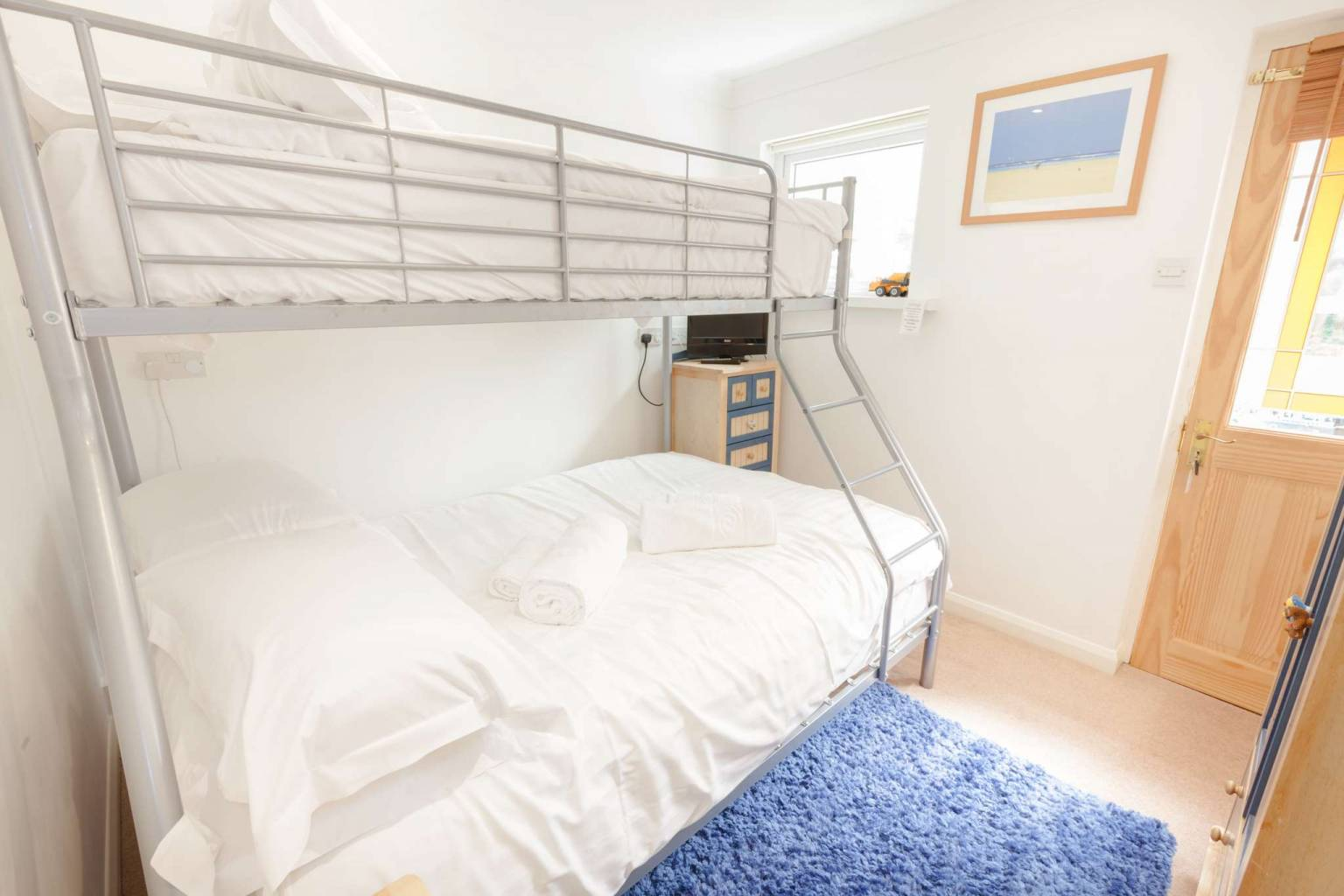 Westmount Haven Holiday Home - Bunk Bedded Room