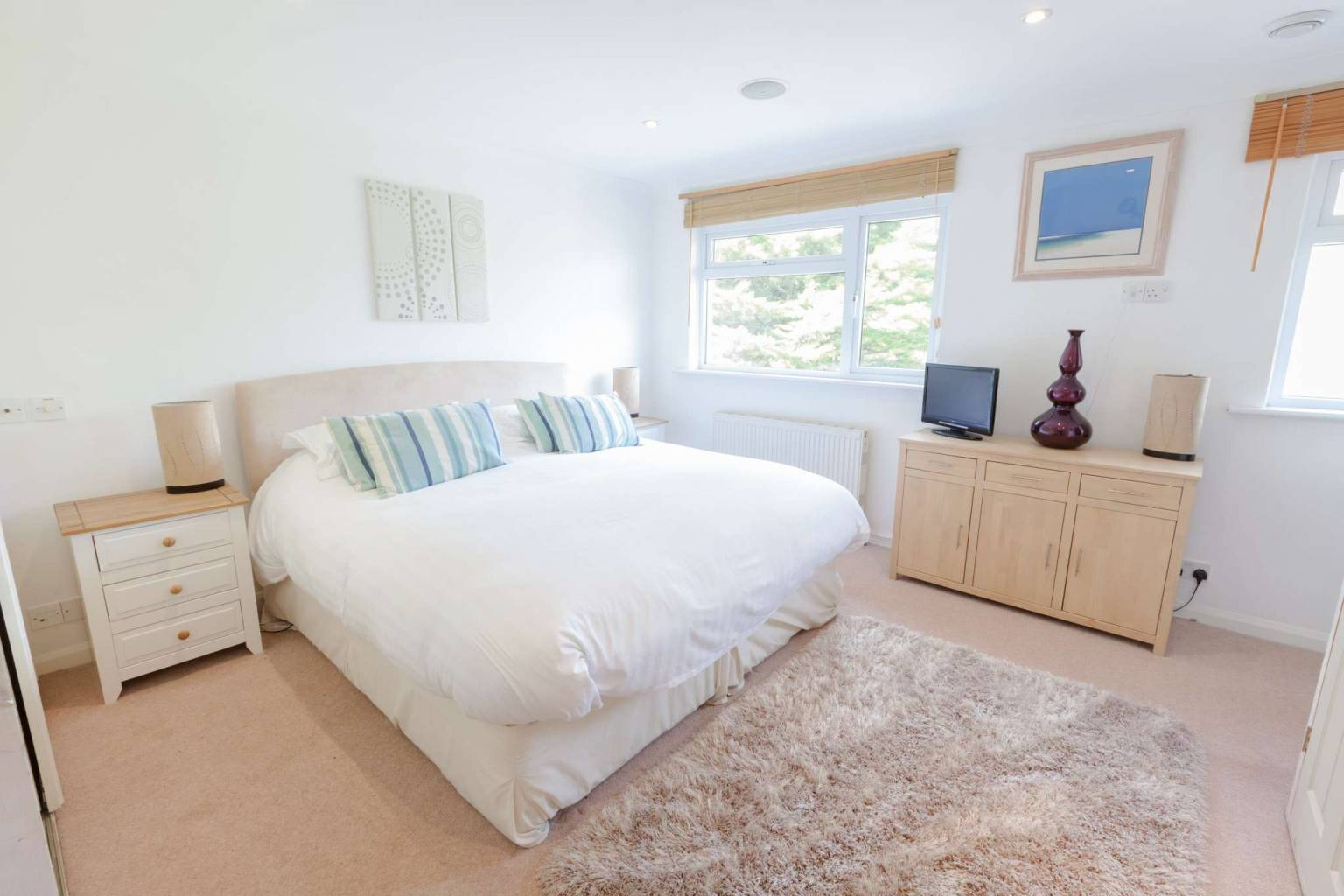 Westmount Haven Holiday Home - Master Bedroom